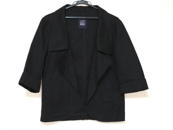LIMI feu(リミフゥ) ジャケット サイズS レディース美品  黒