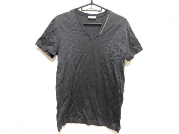 Dior HOMME(ディオールオム) 半袖Tシャツ サイズXS メンズ美品  ダークグレー