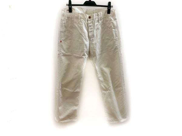 BRUNABOINNE(ブルーナボイン) パンツ サイズ1 S メンズ 白