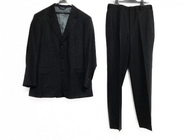 ブルックスブラザーズ シングルスーツ サイズ40REG34W メンズ ダークグレー