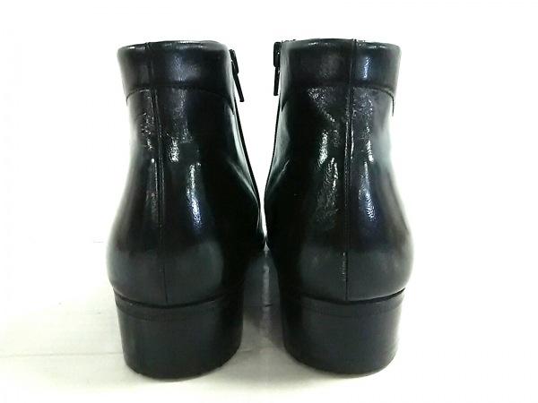 marelli(マレリー) ショートブーツ 25 レディース美品  黒 レザー
