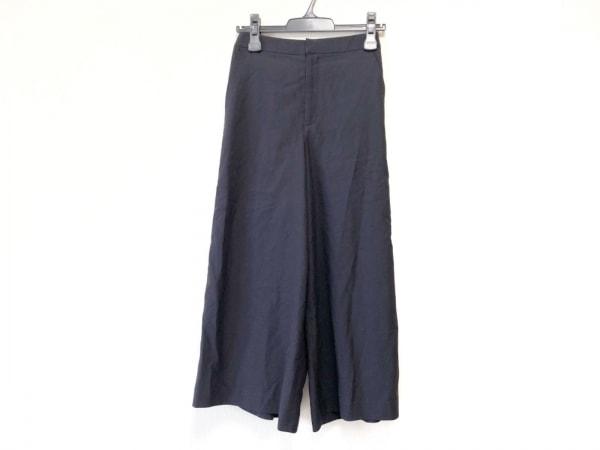 sakayori(サカヨリ) パンツ サイズ36 S レディース ダークネイビー ワイドパンツ