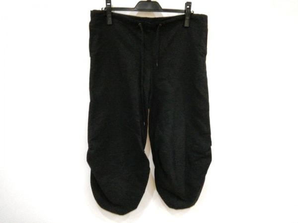 hussein chalayan(フセインチャラヤン) パンツ サイズ38 M レディース 黒