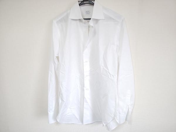 ORIAN(オリアン) 長袖シャツ メンズ美品  白