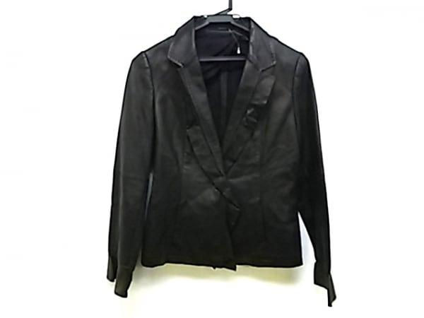 ARTISAN(アルチザン) ジャケット サイズ9 M レディース 黒 レザー