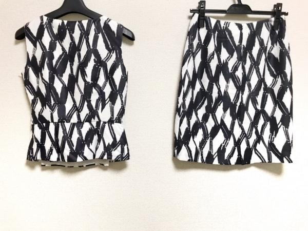 ANAYI(アナイ) スカートセットアップ サイズ36 S レディース美品  白×黒