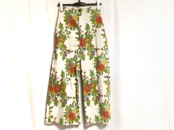 beautifulpeople(ビューティフルピープル) パンツ サイズ34 S レディース美品  花柄
