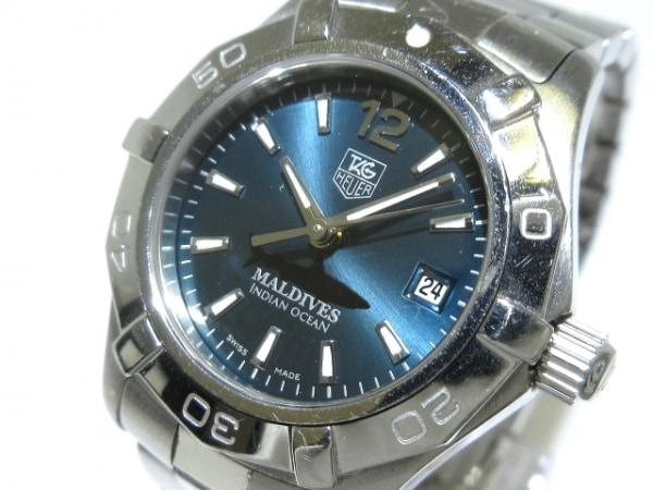TAG Heuer(タグホイヤー) 腕時計 アクアレーサー WAF141M レディース モルディブ限定