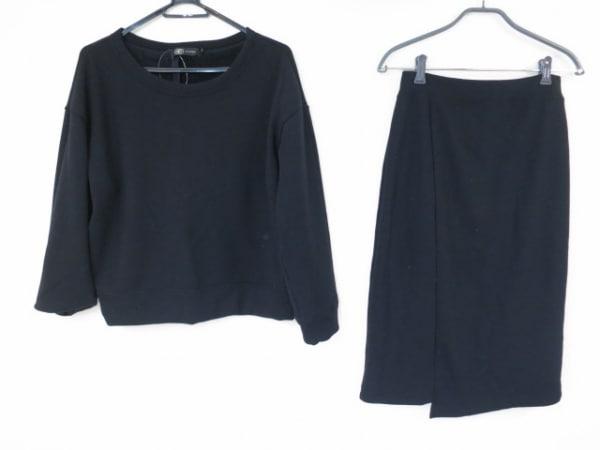 JET LOS ANGELES(ジェット) スカートセットアップ サイズ4 XL レディース美品  黒
