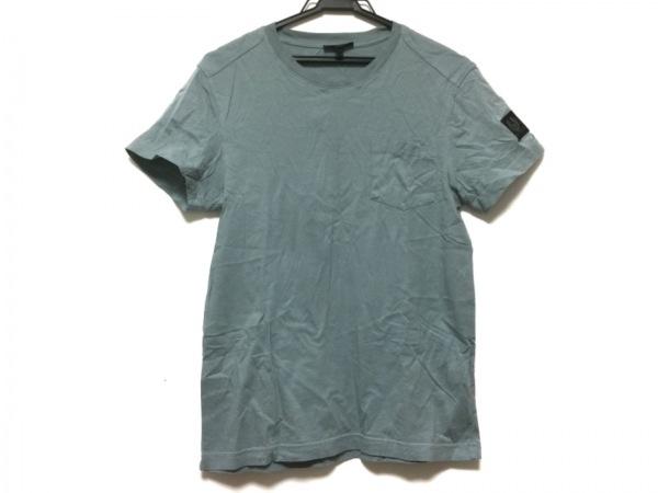 BELSTAFF(ベルスタッフ) 半袖Tシャツ サイズXS メンズ カーキグレー