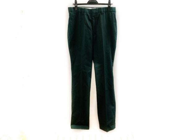 WACKO MARIA(ワコマリア) パンツ サイズM メンズ美品  ダークグリーン