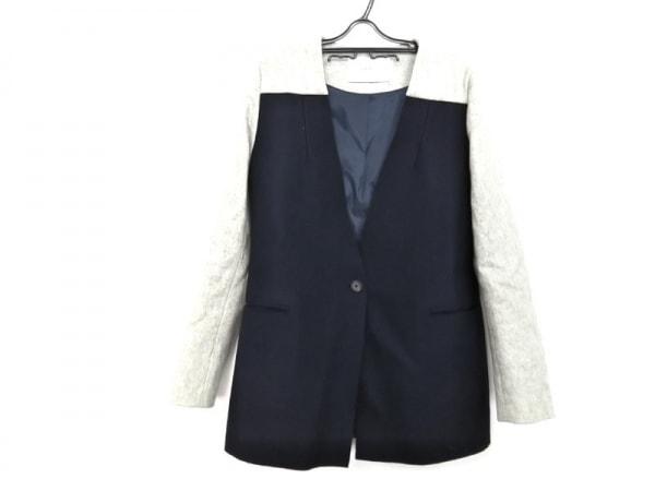 FFIXXED(フィックス) ジャケット サイズXS レディース美品  グレー×黒