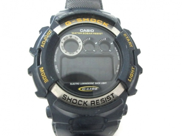 CASIO(カシオ) 腕時計 G-SHOCK GL-110 メンズ ダークグレー