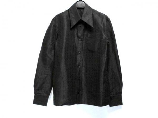 5351 PourLesHomme(5351プールオム) 長袖シャツ メンズ 黒