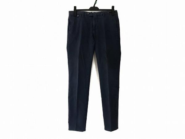 PT01(ピーティーゼロウーノ) パンツ サイズ46 XL メンズ ネイビー
