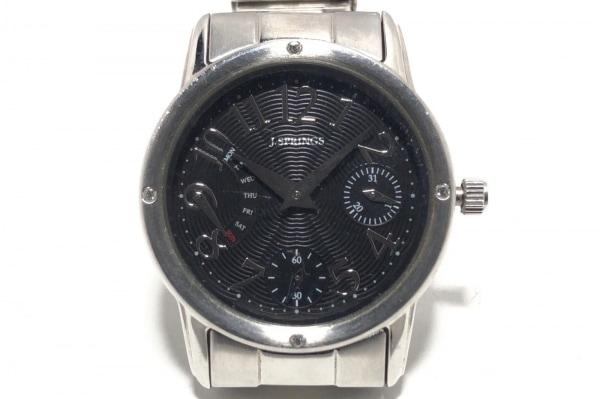 J.SPRINGS(ジェイスプリングス) 腕時計 BLL005 レディース 黒