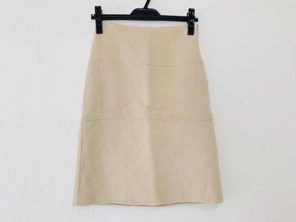 ボディドレッシングデラックス スカート サイズ5 XS レディース ベージュ