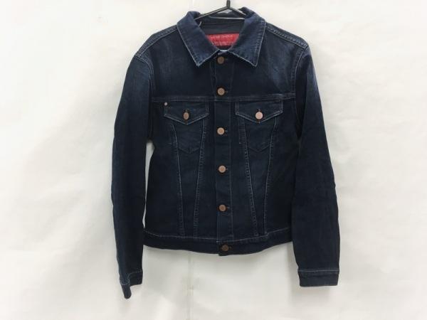 ヤコブコーエン Gジャン サイズS メンズ ダークネイビー 春・秋物/Tailored Jeans