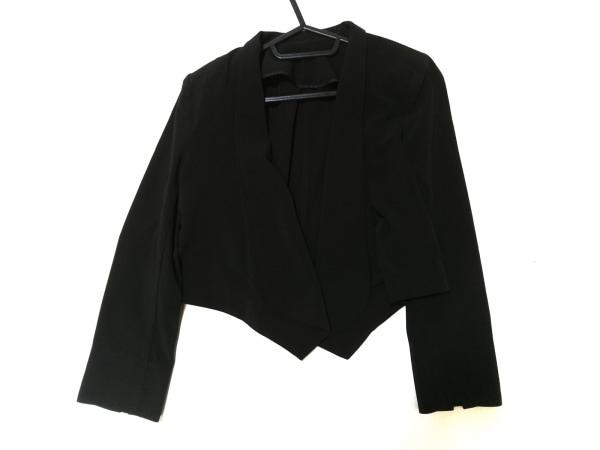 Bou Jeloud(ブージュルード) ジャケット サイズ38 M レディース美品  黒 ショート丈
