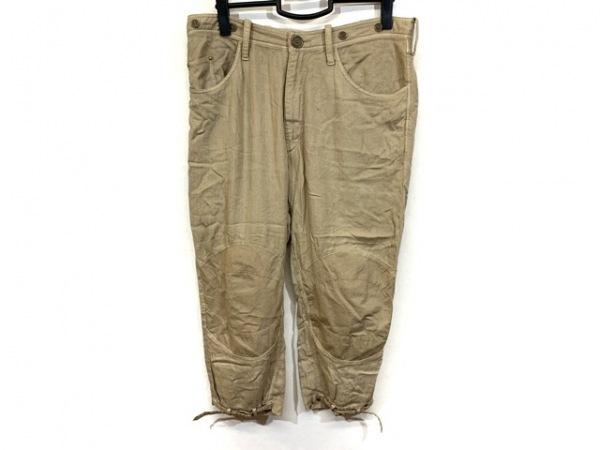 SHARE SPIRIT(シェアスピリット) パンツ サイズ46 XL メンズ ベージュ HOMME