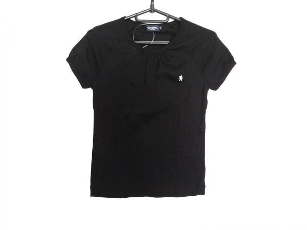 Gymphlex(ジムフレックス) 半袖Tシャツ サイズ12 L レディース 黒