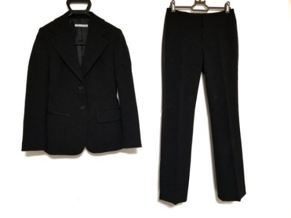 INTER PLANET(インタープラネット) レディースパンツスーツ サイズ38 M レディース 黒
