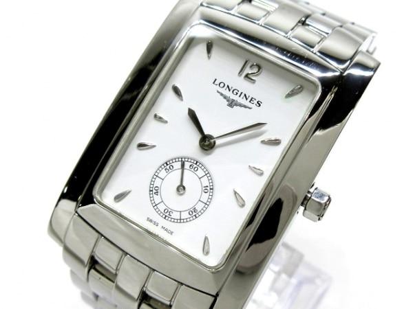 LONGINES(ロンジン) 腕時計美品  ドルチェビータ L5.655.4 メンズ 白