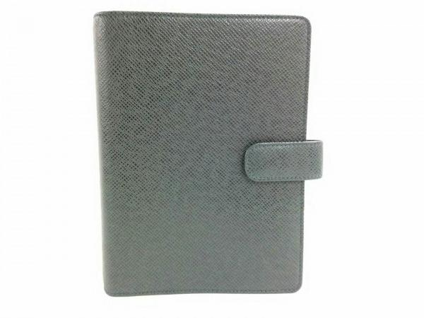 LOUIS VUITTON(ルイヴィトン) 手帳 タイガ美品  アジェンダMM R20403 エピセア