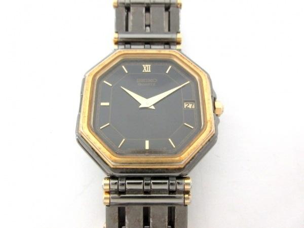 SEIKO(セイコー) 腕時計 9029-5058 メンズ 黒