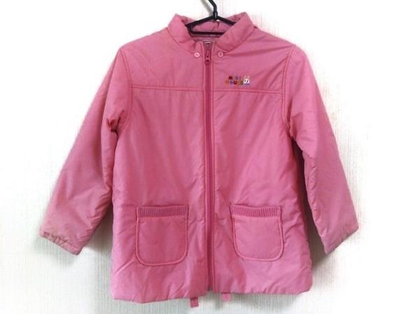 miki HOUSE(ミキハウス) ダウンジャケット レディース ピンク 冬物