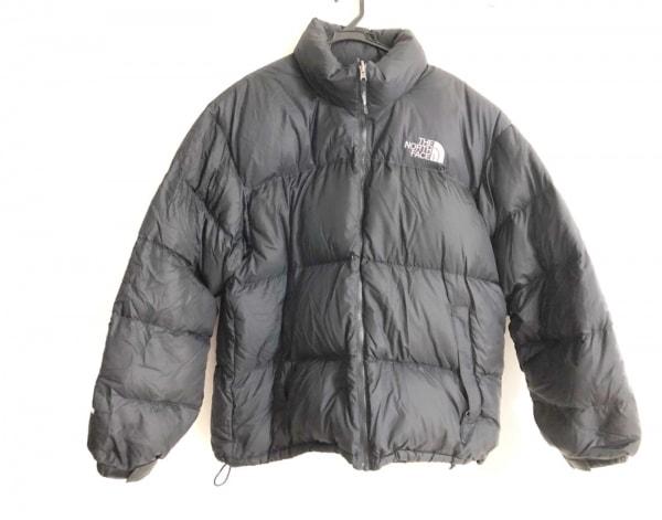 ノースフェイス ダウンジャケット サイズXXL XL メンズ ND01586 黒 冬物
