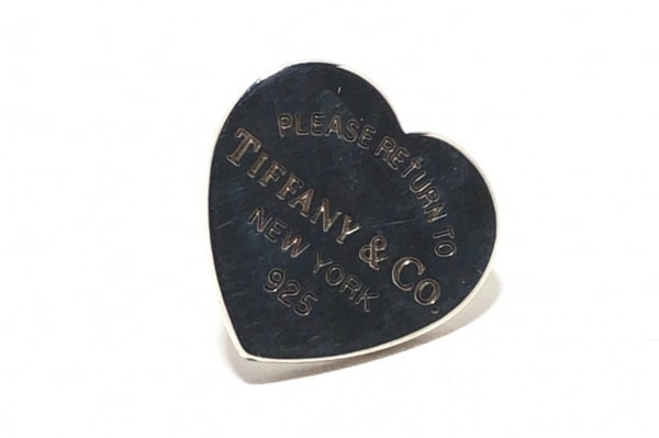 TIFFANY&Co.(ティファニー) ピアス リターントゥハート シルバー 片方のみ