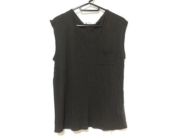 アレキサンダーワン ノースリーブTシャツ サイズXS レディース ダークグリーン