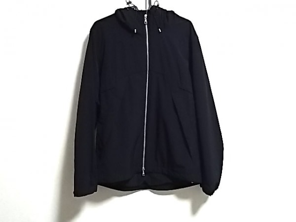 Lui's(ルイス) ブルゾン サイズS メンズ美品  黒 春・秋物