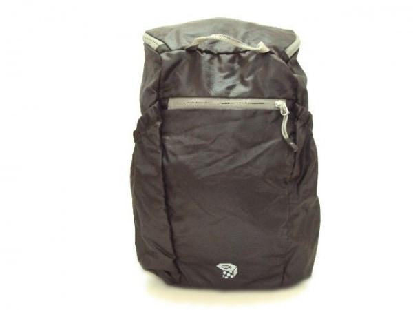 MountainHardwear(マウンテンハードウェア) リュックサック 黒 ナイロン