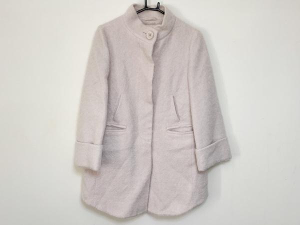 CROLLA(クローラ) コート サイズ36 S レディース美品  ピンクベージュ 冬物