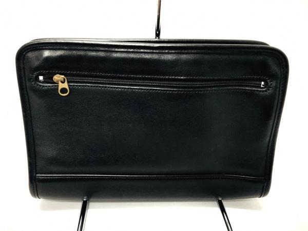 788d4f0283e0 COACH(コーチ) セカンドバッグ美品 - 9833 黒 レザーの中古 | COACH ...