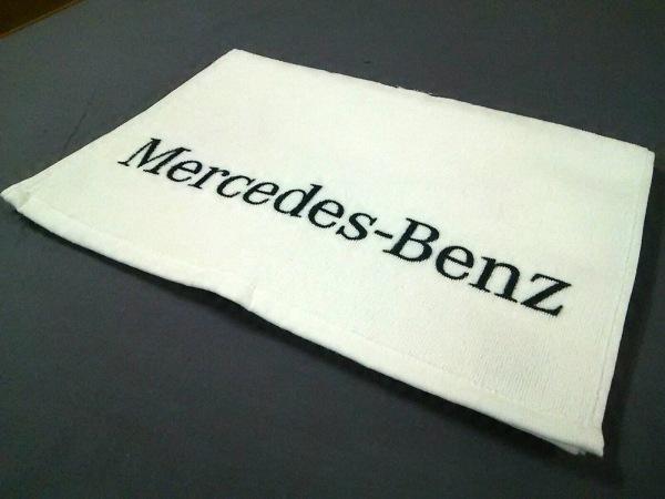 Mercedes-Benz(メルセデスベンツ) 小物新品同様  白×黒 コットン