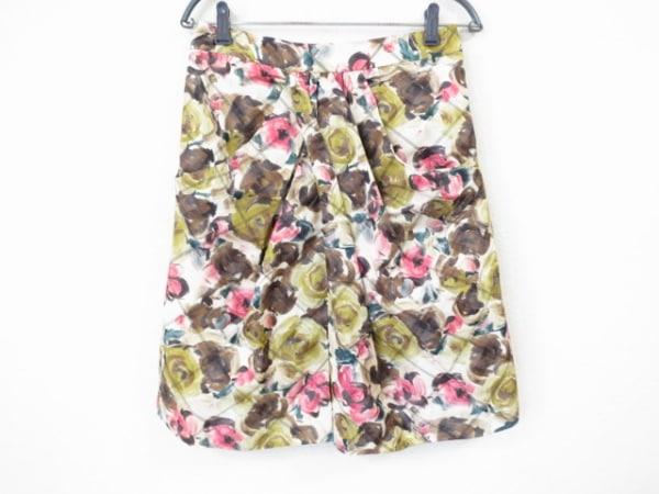 THAKOON(タクーン) スカート サイズ4 XL レディース美品  マルチ 花柄