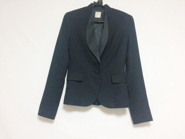 L'AGENCE(ラジャンス) ジャケット サイズ2 M レディース 1052TOXF 黒