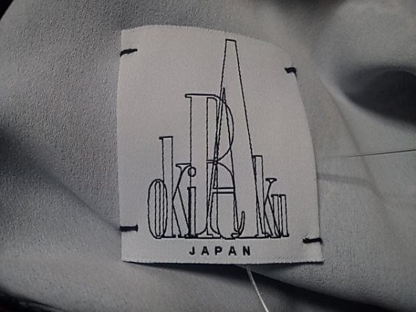 OKIRAKU(オキラク) オールインワン サイズF レディース 黒×マルチ