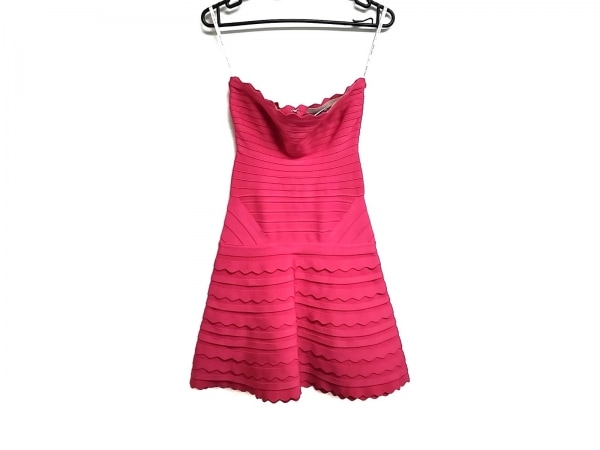 エルベレジェ ドレス サイズxs XS レディース PHOEBE(フィービィー) HMU6P468 ピンク