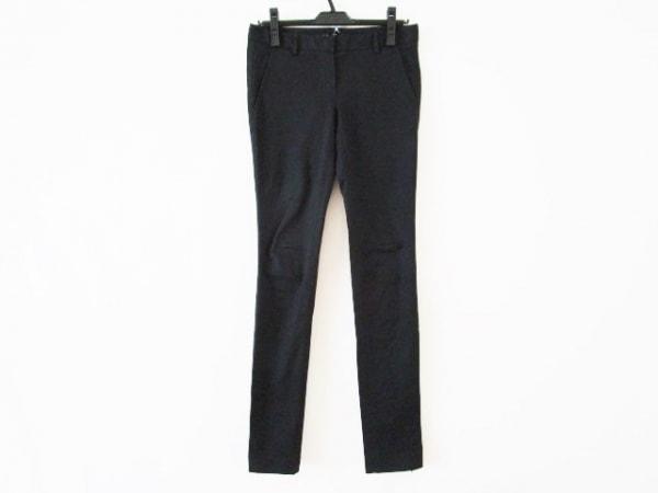 theory(セオリー) パンツ サイズ0 XS レディース 01-930617 黒