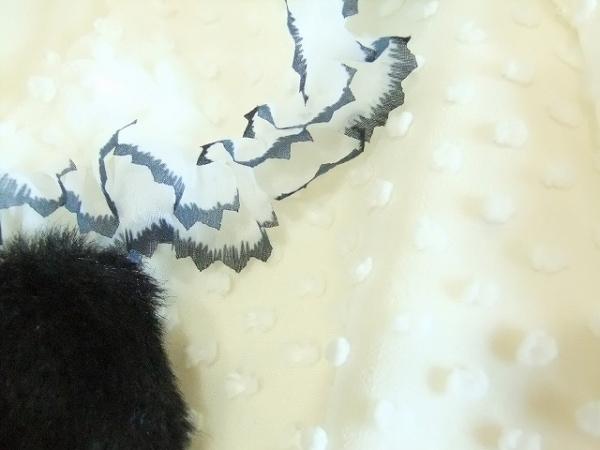 スレトシス 半袖カットソー サイズ4(US) S レディース アイボリー×ダークネイビー