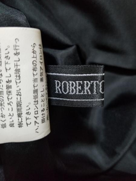 ROBERTO MASSINI(ロベルトマッシーニ) ダウンジャケット サイズM メンズ 白 冬物