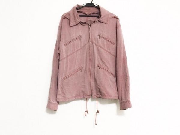 barassi(バラシ) コート サイズ46 XL メンズ ボルドー 春・秋物/BLUE