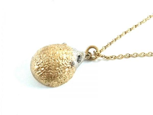 Alex Monroe(アレックスモンロー) ネックレス美品  金属素材 ゴールド×シルバー
