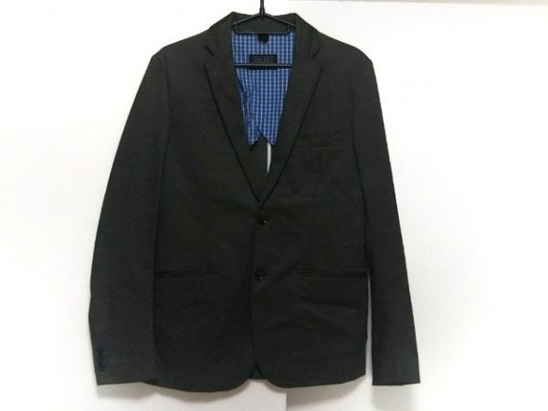 BLUE WORK(ブルーワーク) ジャケット サイズM メンズ ダークグレー