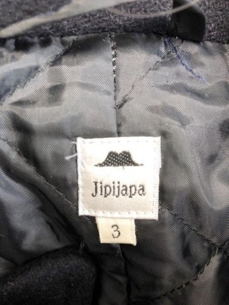 jipijapa(ヒピハパ) コート サイズ3 L レディース美品  ダークネイビー 冬物