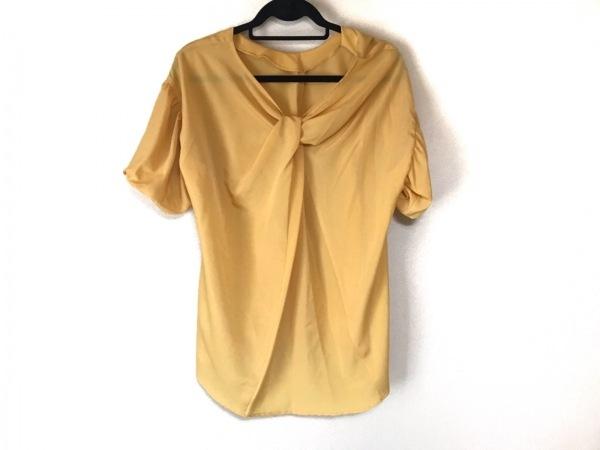 Tiaclasse(ティアクラッセ) 半袖カットソー レディース イエロー